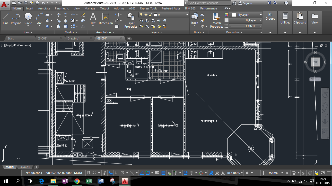 Lost toolbar autodesk community for Car plan cad