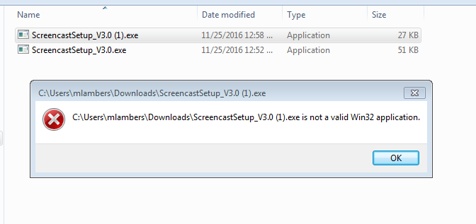 Solved: Unable to download Screencast - Autodesk Community