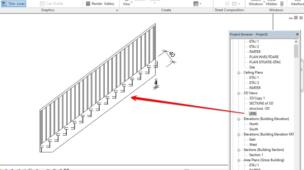Show Hidden Lines In Section Autodesk Community Revit Products