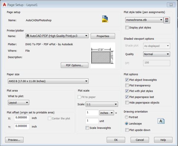 Solved: AutoCAD to Photoshop - Autodesk Community- AutoCAD