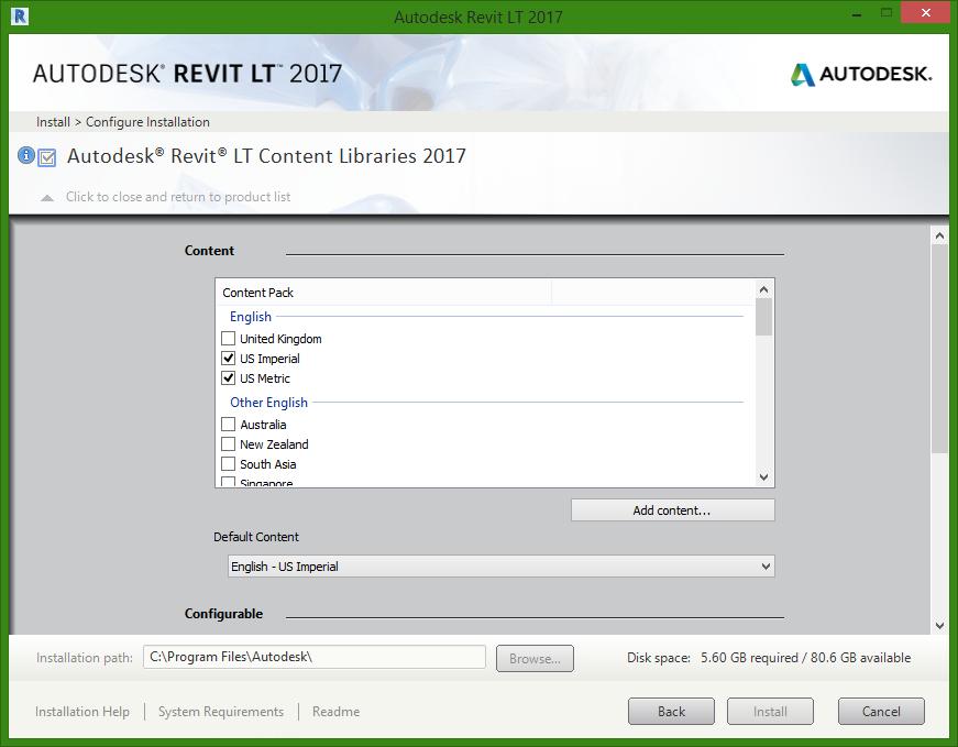 autodesk revit 2017 content library download