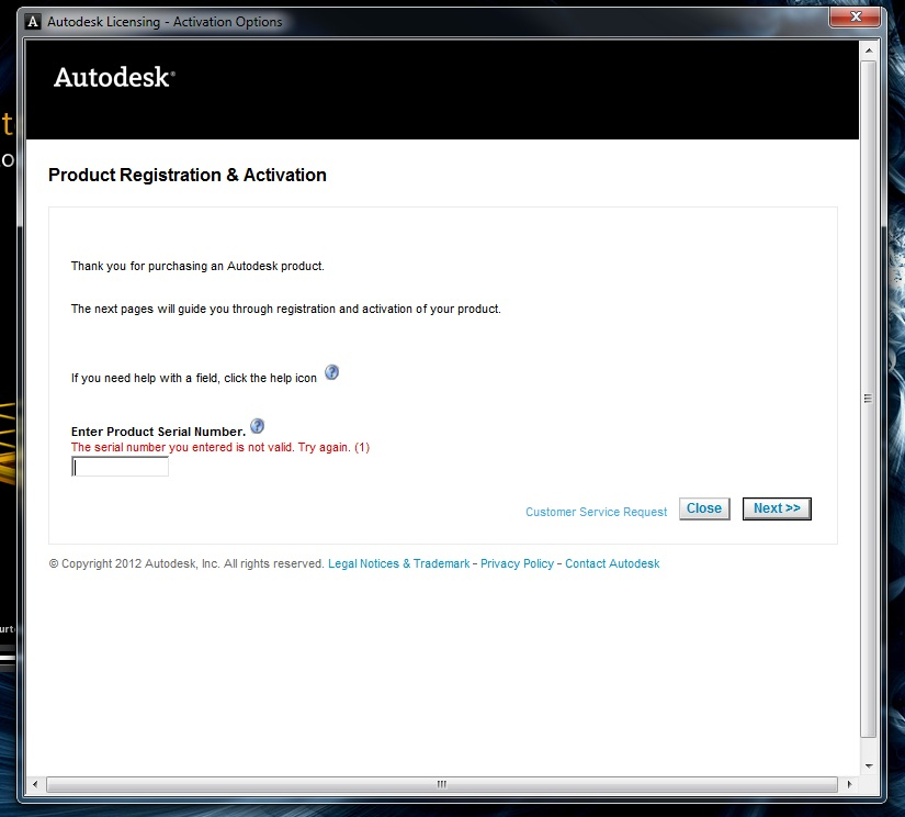 Trying to activate inventor 2013 autodesk community - Product activation required office 2010 ...
