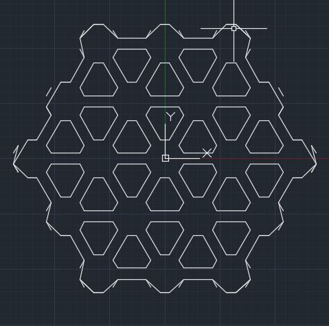 Solved: Drawing lines in AutoCAD using a script  - Autodesk