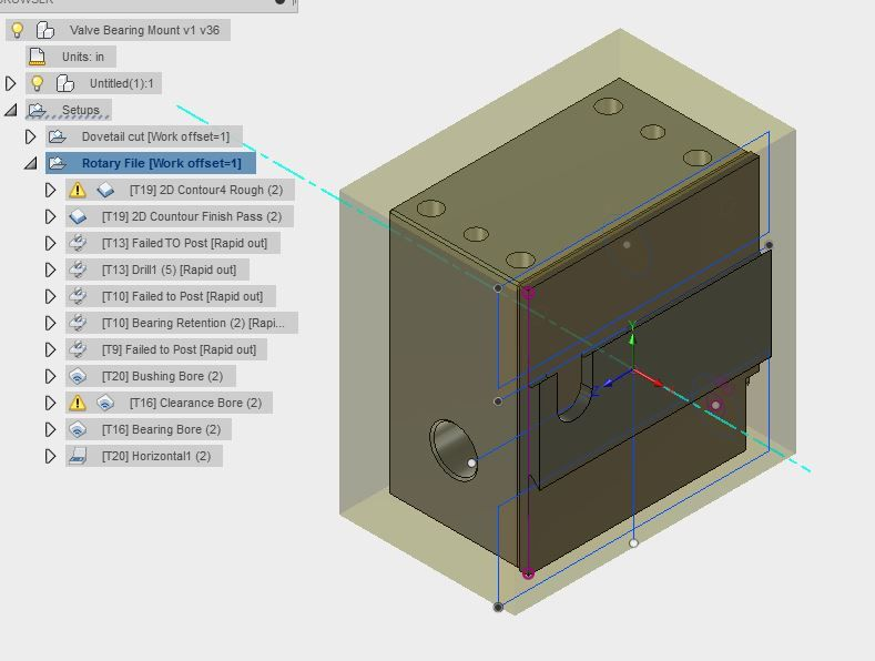 Solved: Haas A axis cps Post Problem - Autodesk Community
