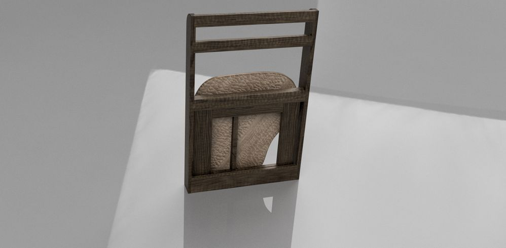 Enjoyable Guitar Chair Final Assembly Autodesk Community Fusion 360 Ocoug Best Dining Table And Chair Ideas Images Ocougorg