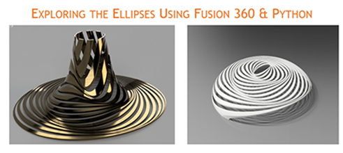 how to draw ellipse in fusion 360
