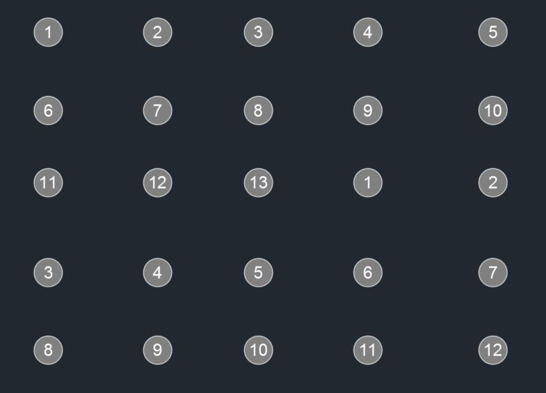 Attribute Sequential Numbering Lisp - Autodesk Community- AutoCAD