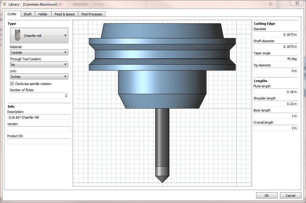 Solved: Engraving tool - Autodesk Community- HSM