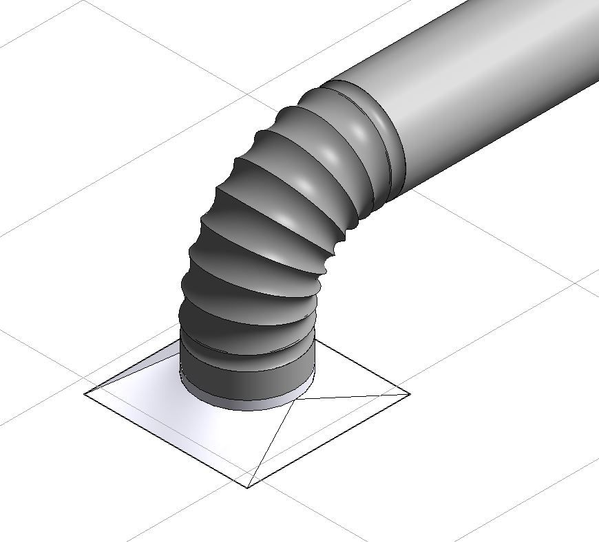 Better Flexible ducting - Autodesk Community