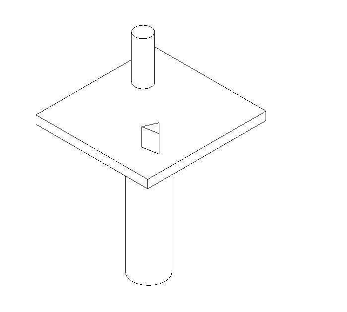 r solu comment avoir un mobilier simplifi en plan autodesk community. Black Bedroom Furniture Sets. Home Design Ideas