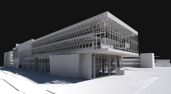 R solu comment faire un rendu type maquette blanche for Architecte 3d rendu