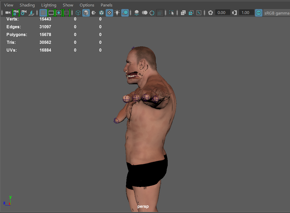 Solved: issues importing fbx from mixamo - Autodesk