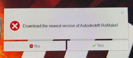The latest version Remake won't start :( - Autodesk