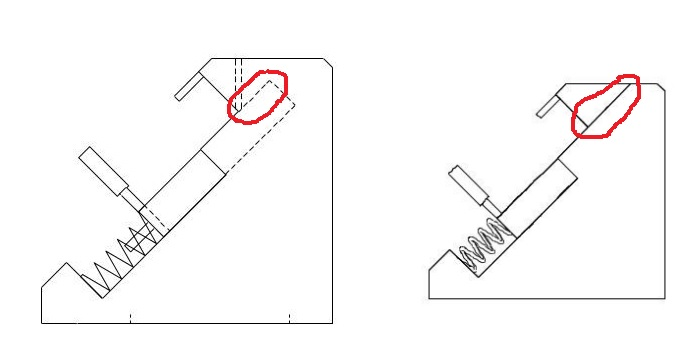 solved  converting ortho with 45 degree plane to isometric  help me please - page 2