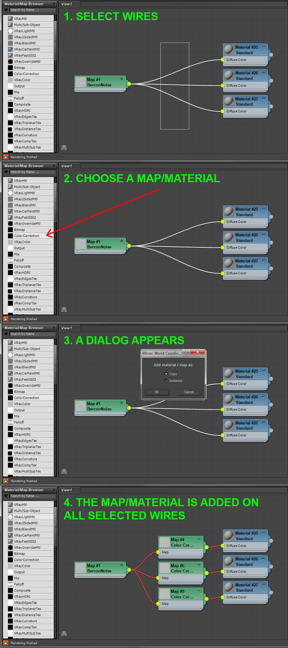 Slate Material Editor UI Improvements - Autodesk Community