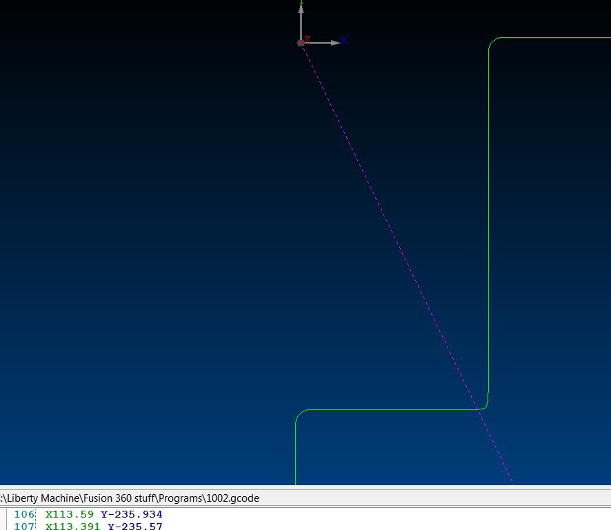 Solved: Gcode strange behavior - Autodesk Community- Fusion 360