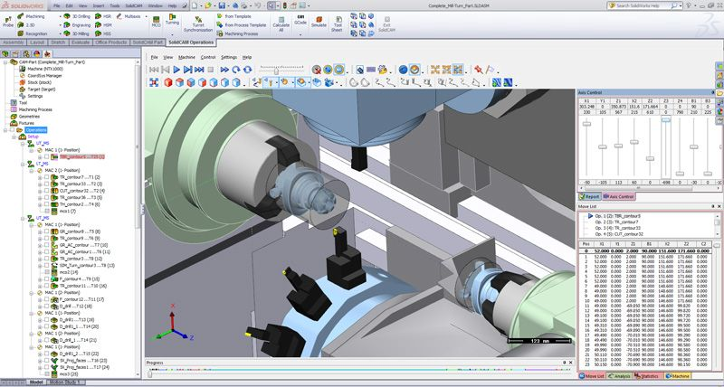Machine Simulation in Fusion 360 Ultimate like in HSMworks