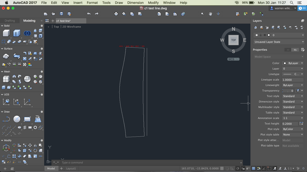 Drawing Smooth Lines In Autocad : Trying to cnc plasma cut but jagged lines autodesk community