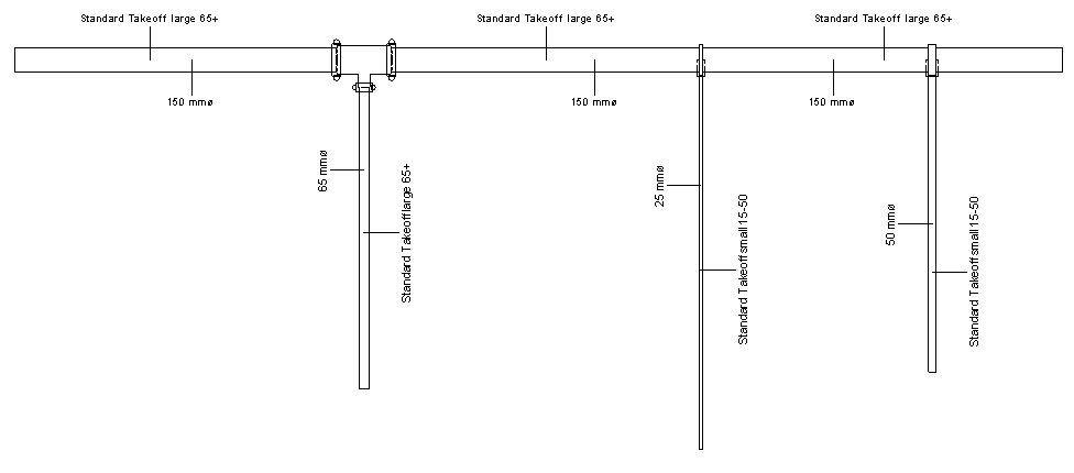 Solved: Pipe Fittings: routing preference - Autodesk