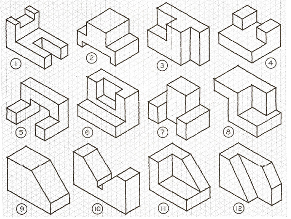 show isometric grid in drawings - Autodesk Community