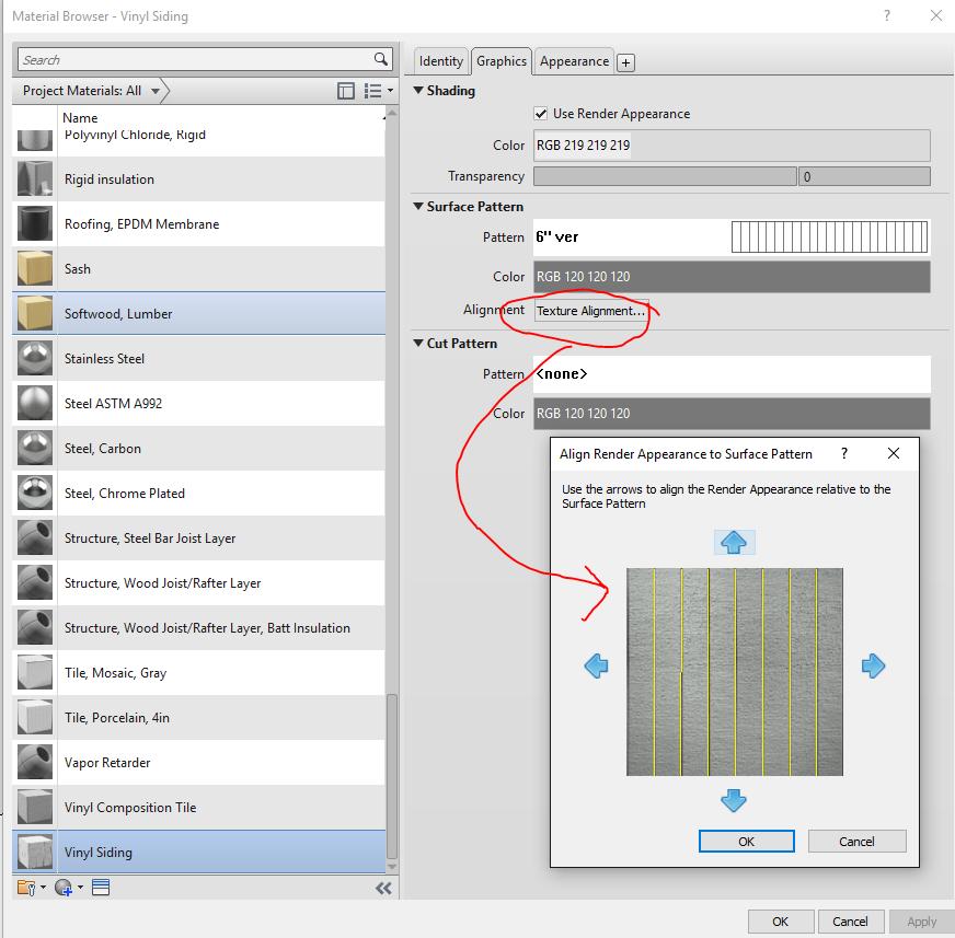 Vinyl Siding Autodesk Community Revit Products