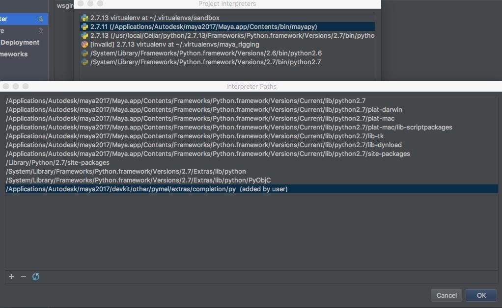 Solved: Maya Python API 2 0 - IDE Code Complete - Autodesk