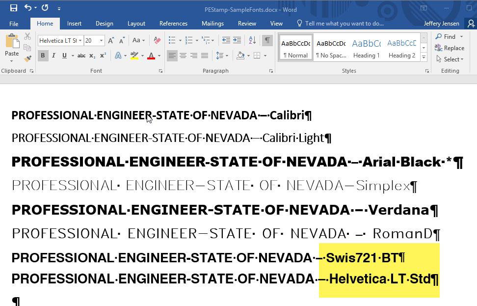 Helvetica Text Type Location - Autodesk Community- AutoCAD
