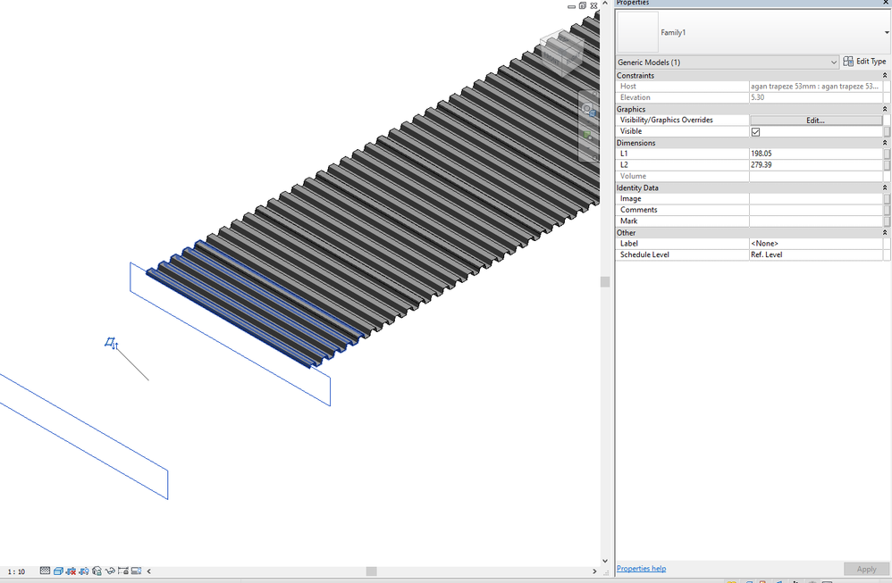 cutting an arrayed family with a void - Autodesk Community- Revit