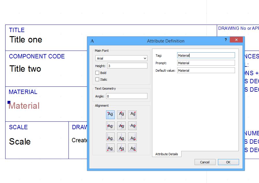 Creating Custom Drawing Templates - Autodesk Community- Fusion 360