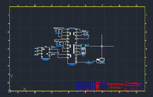 autocad 2011 electrical title block implementation autodesk rh forums autodesk com 66 Punch Block Diagram Schematic Block Diagram