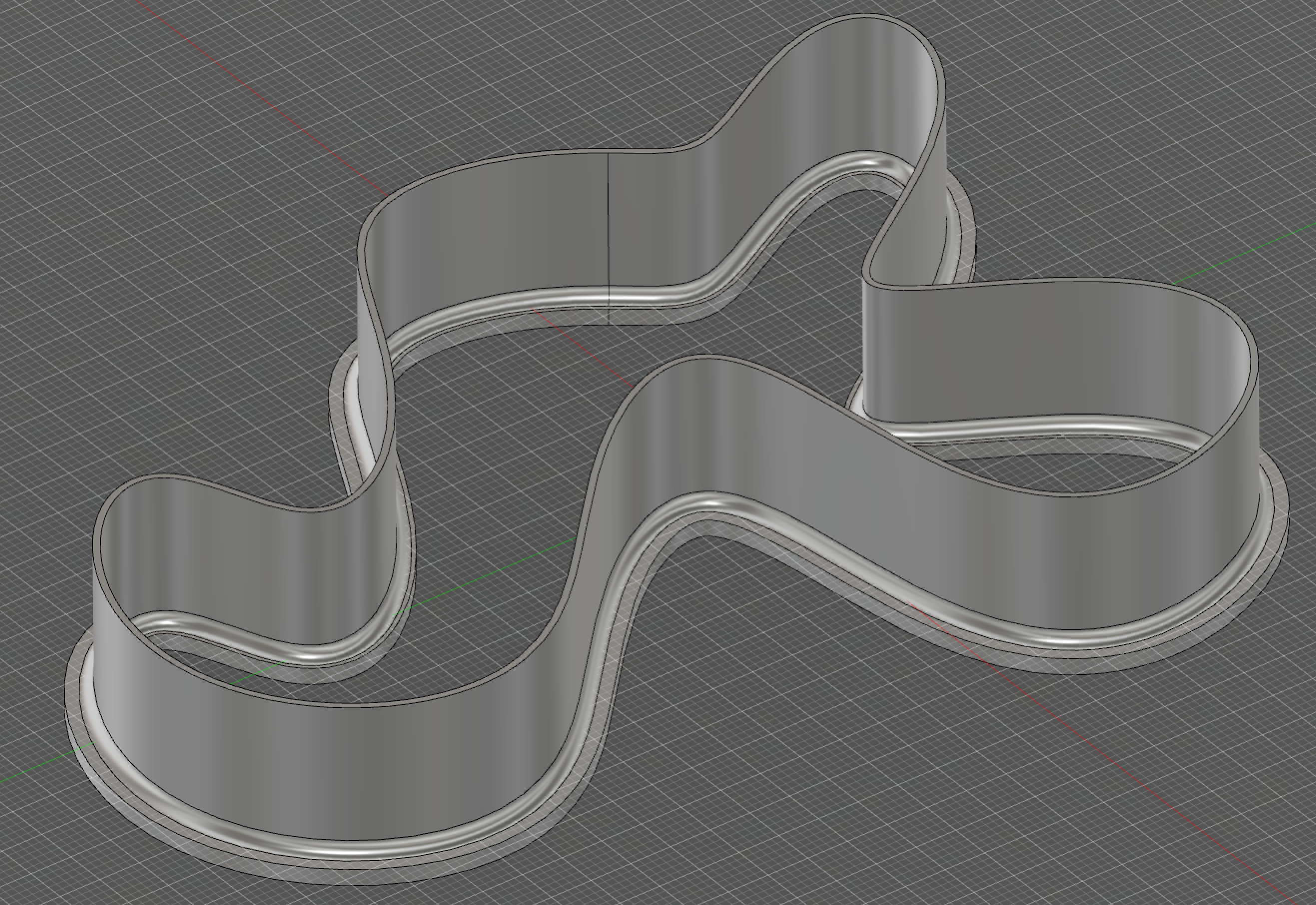 Need help with a model modification (cookie cutter!) - Autodesk