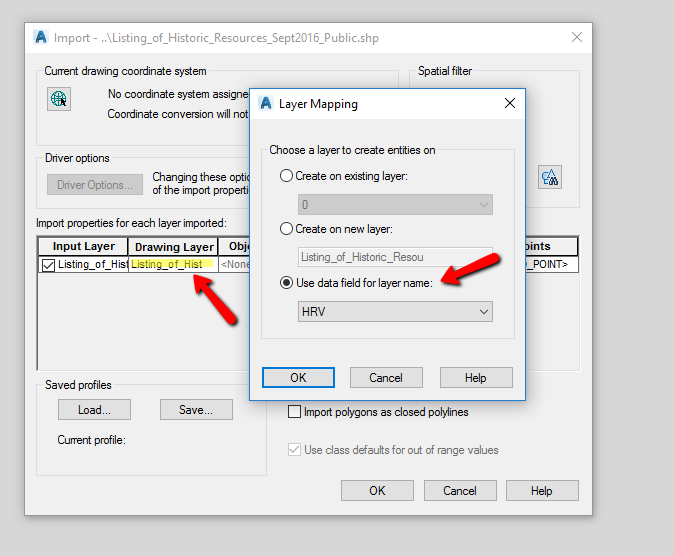 Solved: Importing Shape File into 2017 Map 3D - Autodesk