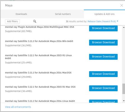download maya 2015 for mac