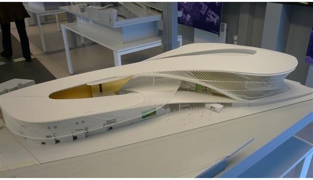 Solved how to create walkable roof ramp autodesk community for Projet architectural definition