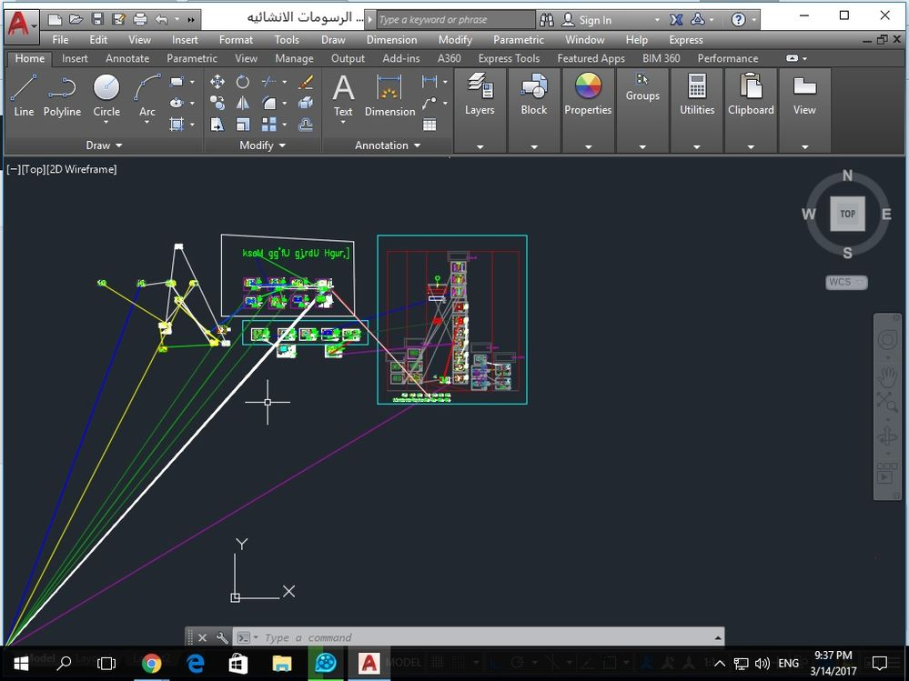 Drawing Smooth Lines In Autocad : Lines on auto cad autodesk community autocad lt