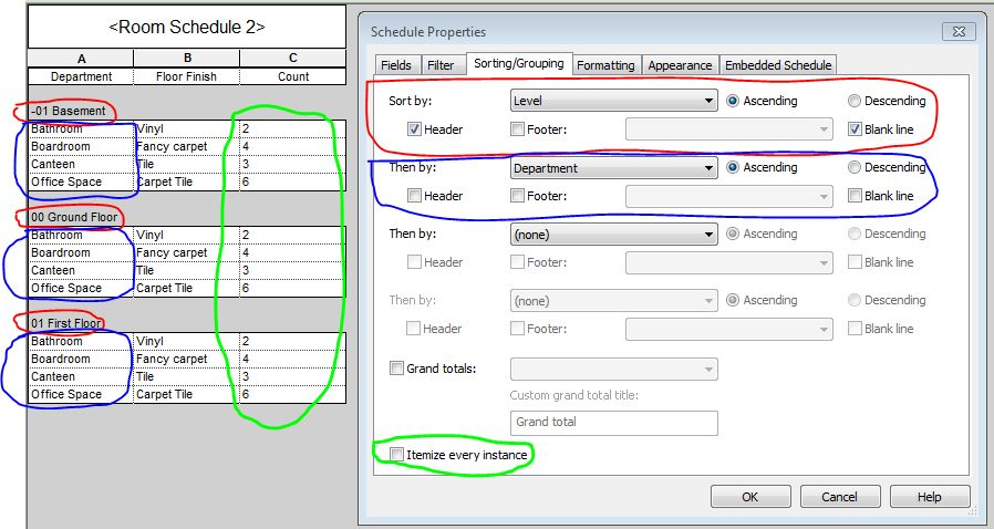 Solved: Schedule Count - Autodesk Community- Revit Products