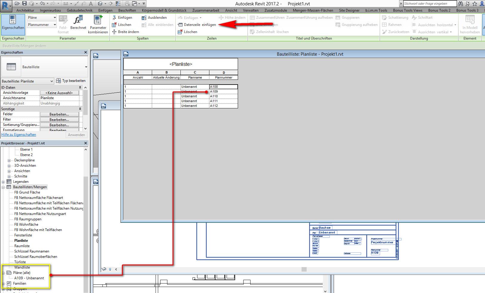 Gel st phantom pl ne in der planliste autodesk community for Kuchenplan erstellen