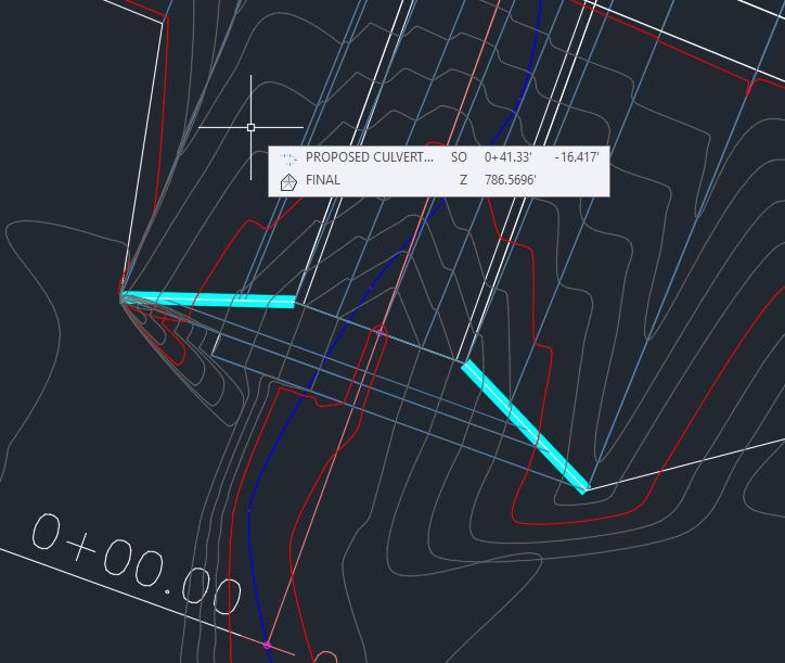 Solved: Help with Culvert Design - Autodesk Community- Civil 3D