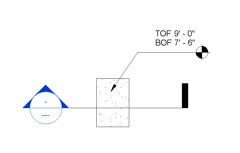 Spot Elevation Plan Revit : Elevation at top label autodesk community