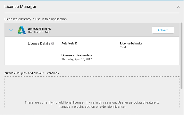 Solved: Product License Activation Window: Serial number