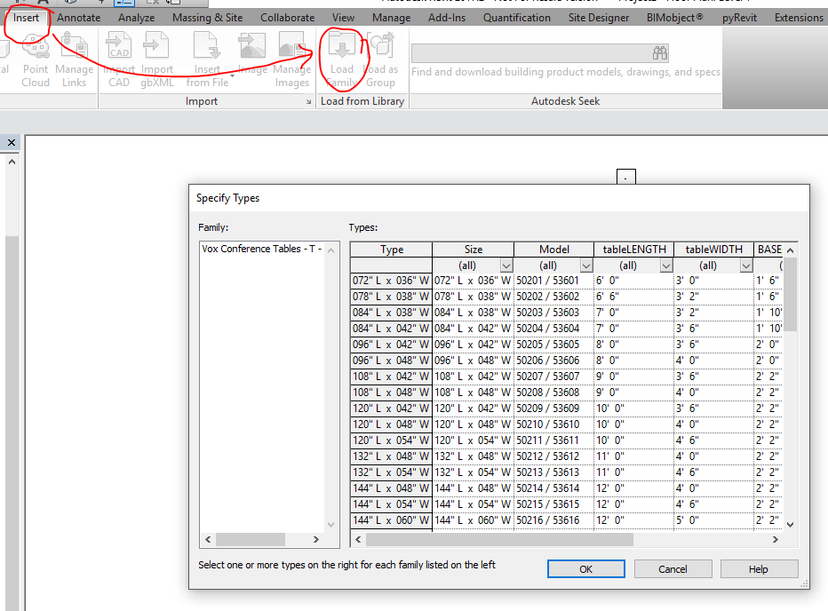 Solved imported lookup tables not working 2016 for Table th width not working