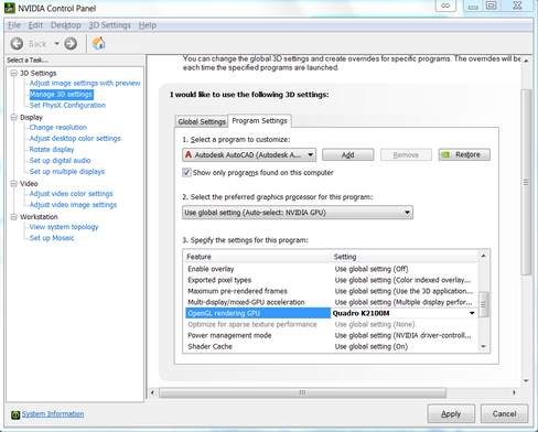 Maya doesn't work with nvidia Quadro P2000 - Autodesk