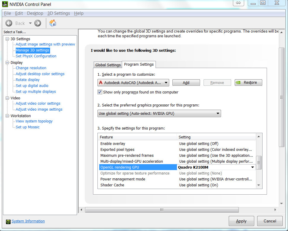 Maya doesn't work with nvidia Quadro P2000 - Autodesk Community
