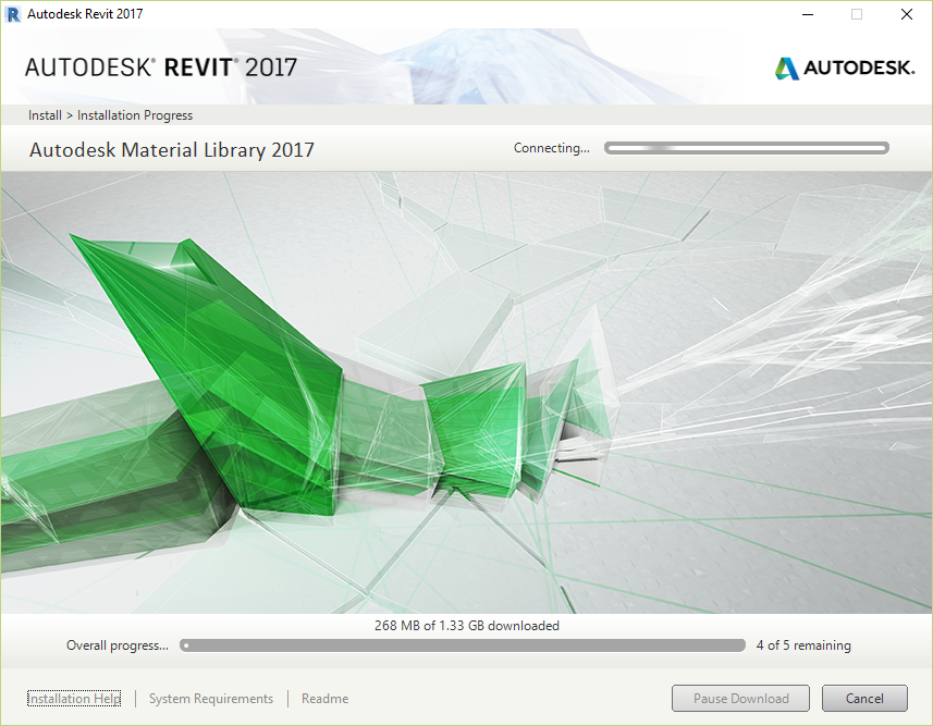 Can't Download Material library for Revit 2017 - Autodesk Community