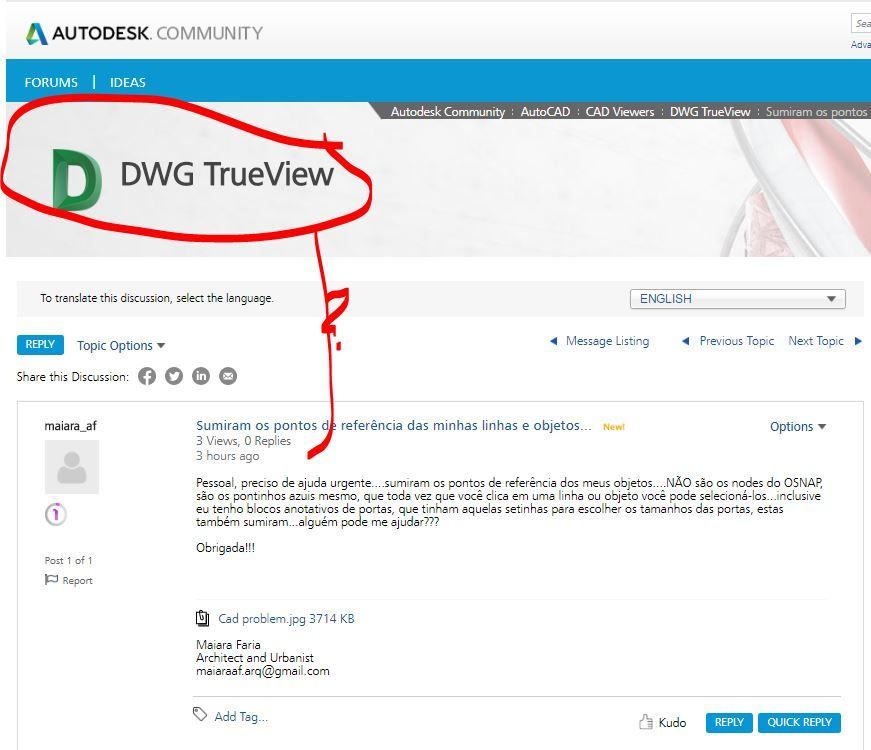 All DWG TrueView posts