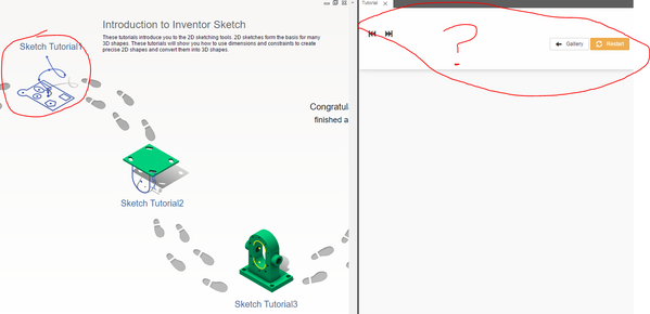 Solved: Tutorials no video Inventor 2018 - Autodesk Community- Inventor