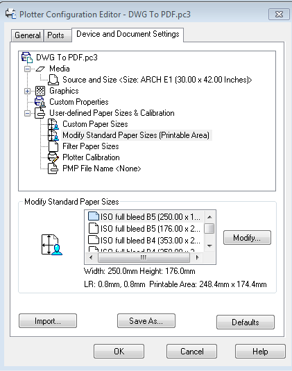 Solved: Wrong automatic paper size assignment - Autodesk