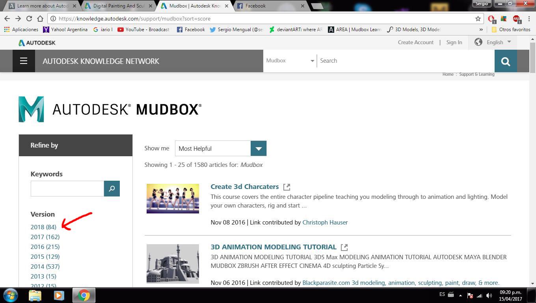 Mudbox 2018? - Page 3 - Autodesk Community- Mudbox