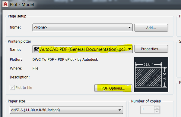 Dwg To Pdf Driver