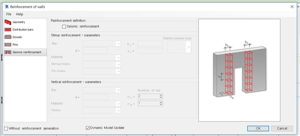 EXTENSIONS - WALLS (with OPENING) REINFORCEMENT - Autodesk